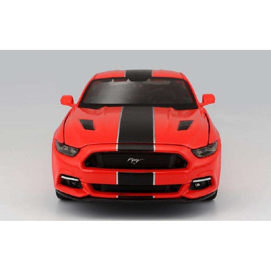 2015 Diecast Ford Mustang GT 5.0 Model Sports Car