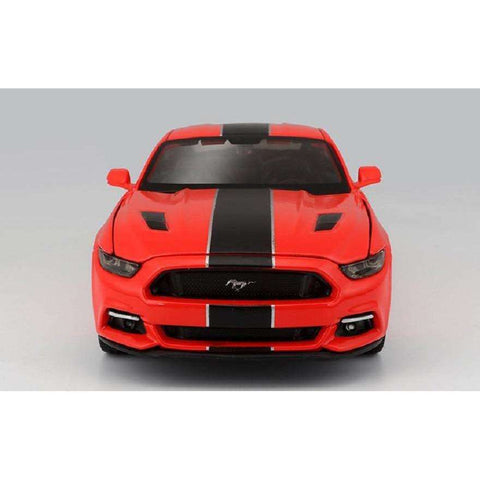 Image of 2015 Diecast Ford Mustang GT 5.0 Model Sports Car