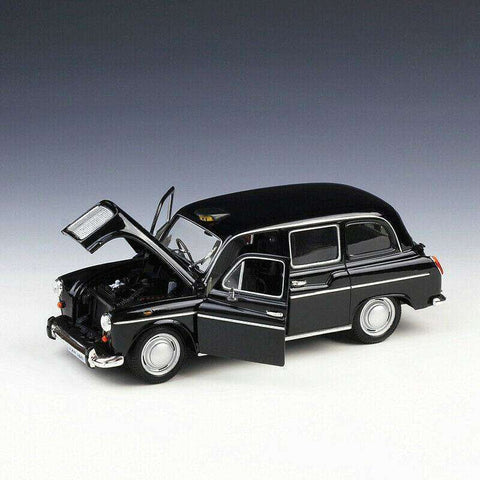 Image of Diecast Austin FX4 London Taxi Model Car