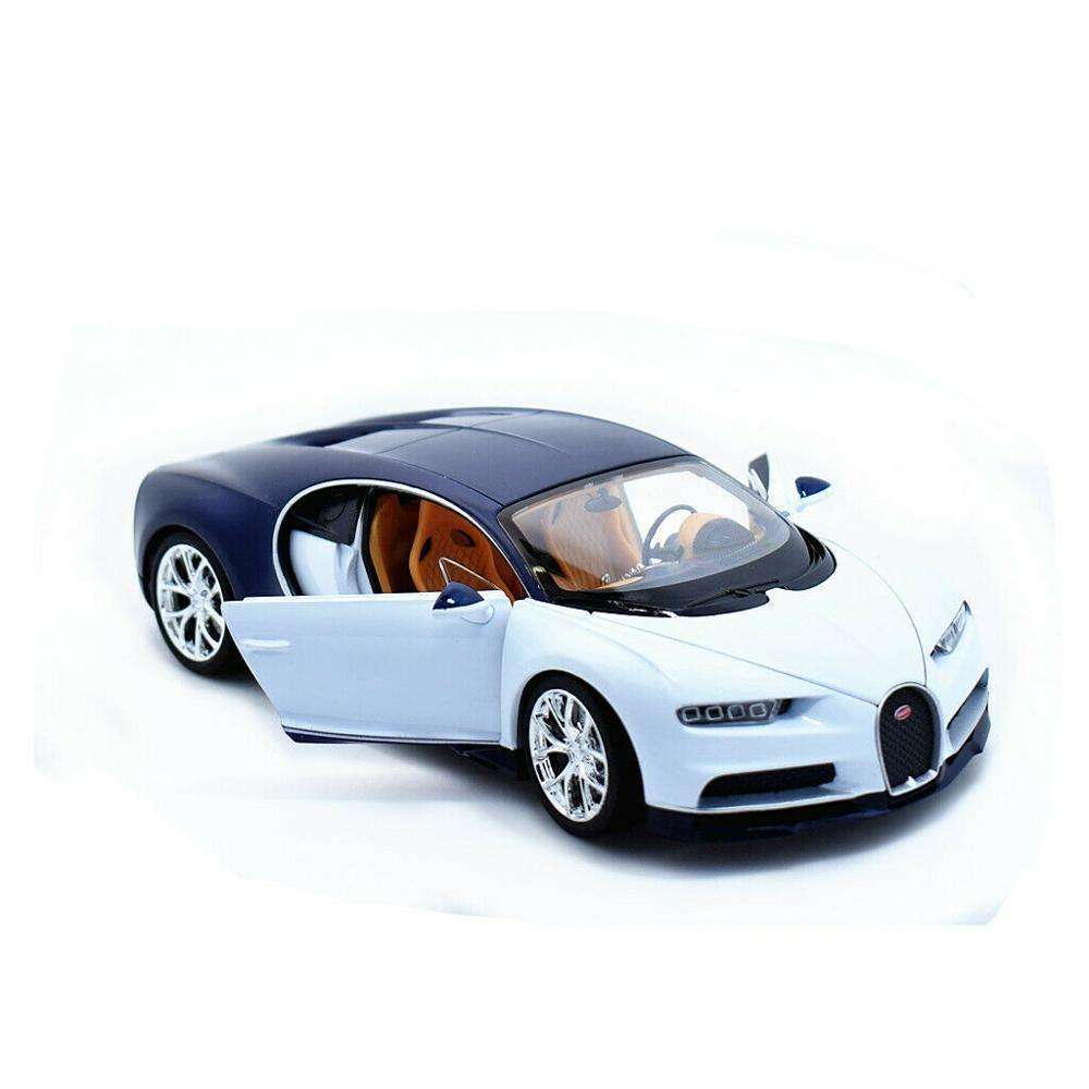 Diecast Bugatti Chiron Model Toy Car