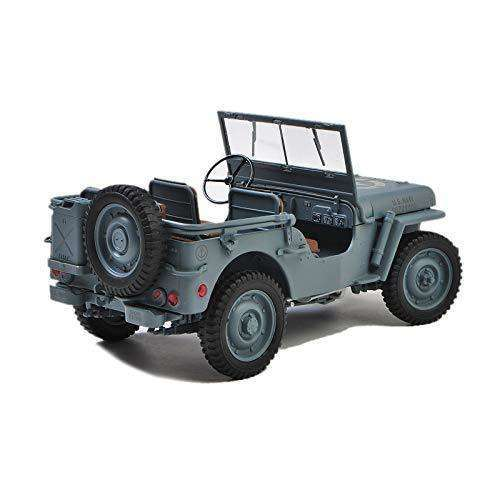 1941 Diecast Jeep MB  Model Toy Car
