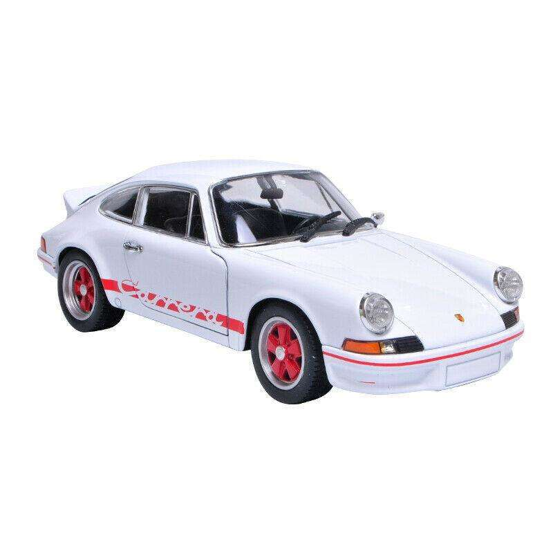 1973 Diecast Porsche 911 Carrera RS 2.7 Model Racing Car