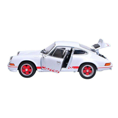 Image of 1973 Diecast Porsche 911 Carrera RS 2.7 Model Racing Car