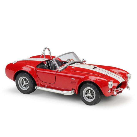 Image of Diecast 1965 Shelby Cobra 427 SC Model Toy Car