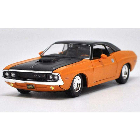 Image of 1970 Diecast DODGE CHALLENGER Model Racing Car
