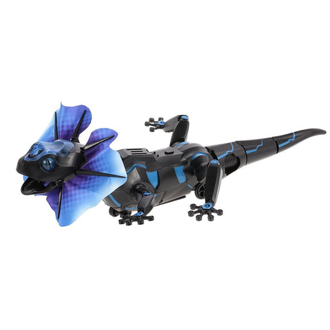 Image of RC Wild Animals Infrared Remote Control Lizards Sensing Lizard Moving Inducing Sound Lighting Electric Pet Hobby Kids Toy