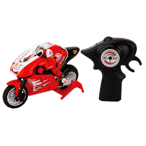 New Shockproof Rear Wheel Drive RC Motorcycle