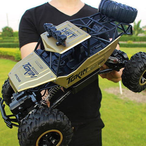 4WD TGKIN RC Jeep Updated Version