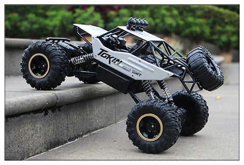 Image of 4WD TGKIN RC Jeep Updated Version