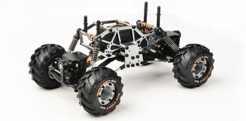 The Devastator Crawler RC Truck