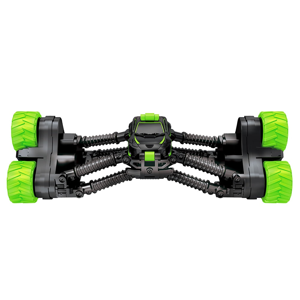 Q2 4WD High Speed Rock Crawler Remote Control Stunt Car
