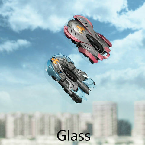 Image of Electric Anti Gravity Climbing Remote Control Stunt Car