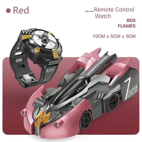 Electric Anti Gravity Climbing Remote Control Stunt Car