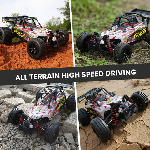 Image of All Wheel Drive Terrain Off Road RC Drift Car