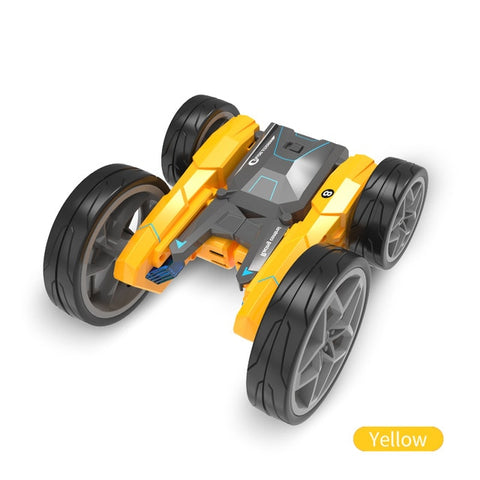 Image of TinLinn 2.4 Remote Control Double-Sided Stunt Car
