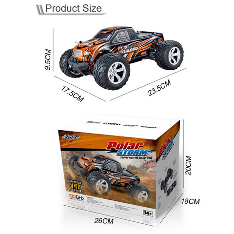 Image of FY15 4WD Monster Cross-country RC Truck