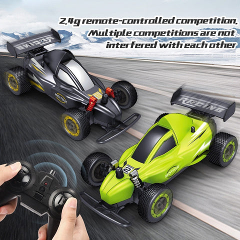 Image of Q72 2WD Radio Control Off Road RC Racing Car