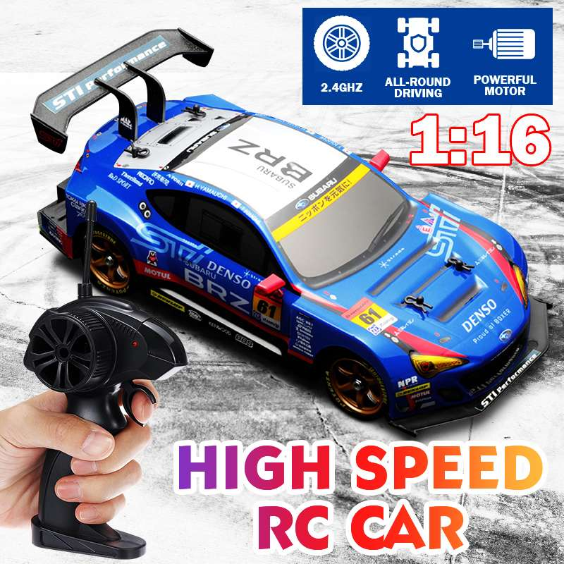 RC Car 4WD Racing GTR 35 Championship Car