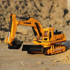 Large Electric 11 Channel RC Excavator