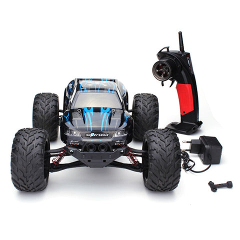 Image of Wholesale 9115 1/12 2.4GHz 2WD Brushed RC Remote Control Monster Truck RTR
