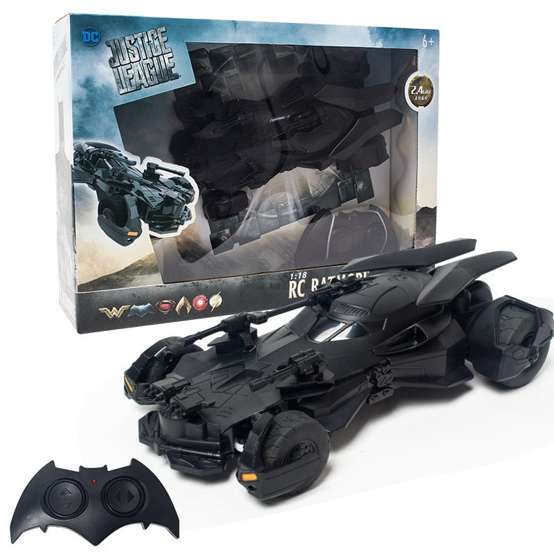 RC Batman Model Kids Toy Car