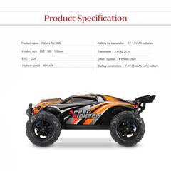 Image of High Speed 4WD Off-Road Racing Buggy