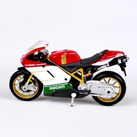 DUCATI 1:18 Motorcycle Models Toy