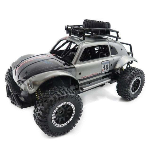 Image of Original Remote Control RC Cars Toys 1/14 2.4GHz 25km/H Independent Suspension Spring Off Road Vehicle RC Crawler Car Kids Gifts