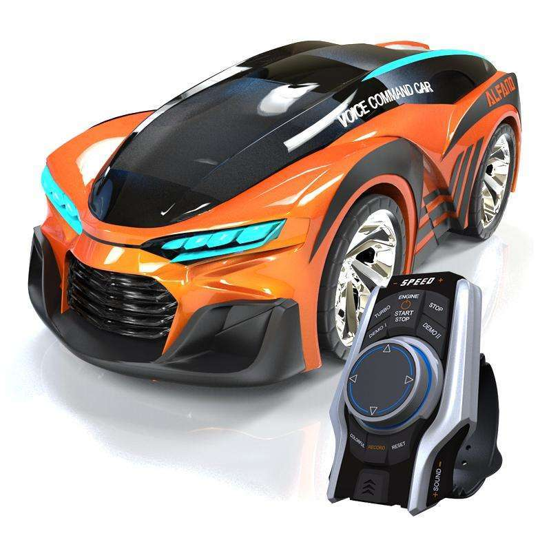 R-201-3 Voice Remote Control Car Smart Watch Voice-Activated Remote Control  Car Watch Remote Control Car Drift Car Electric