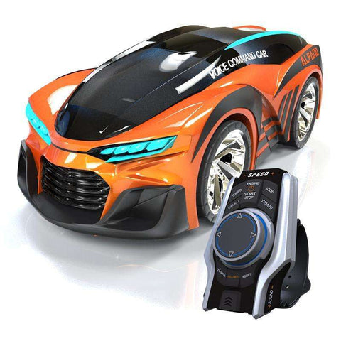 Image of R-201-3 Voice Remote Control Car Smart Watch Voice-Activated Remote Control  Car Watch Remote Control Car Drift Car Electric