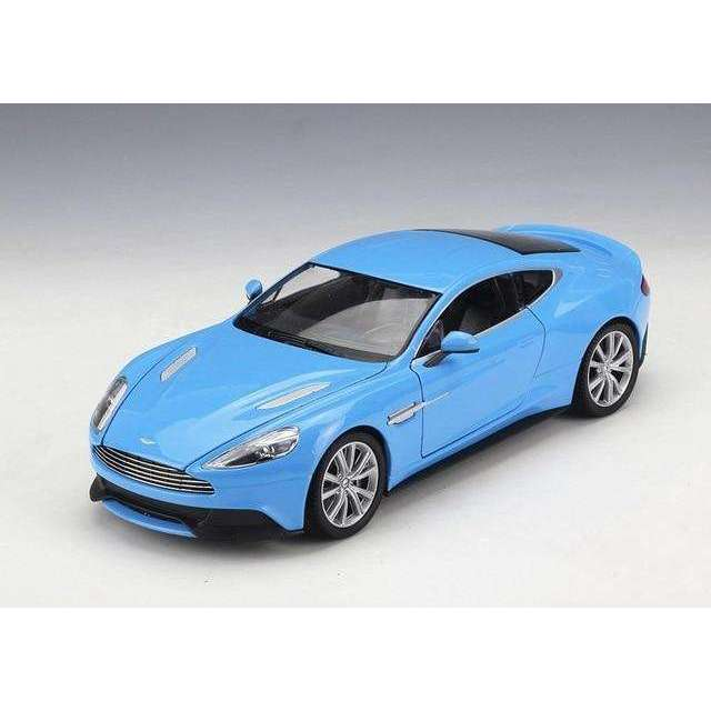 Diecast Model Aston Martin Vanquish Sports Car