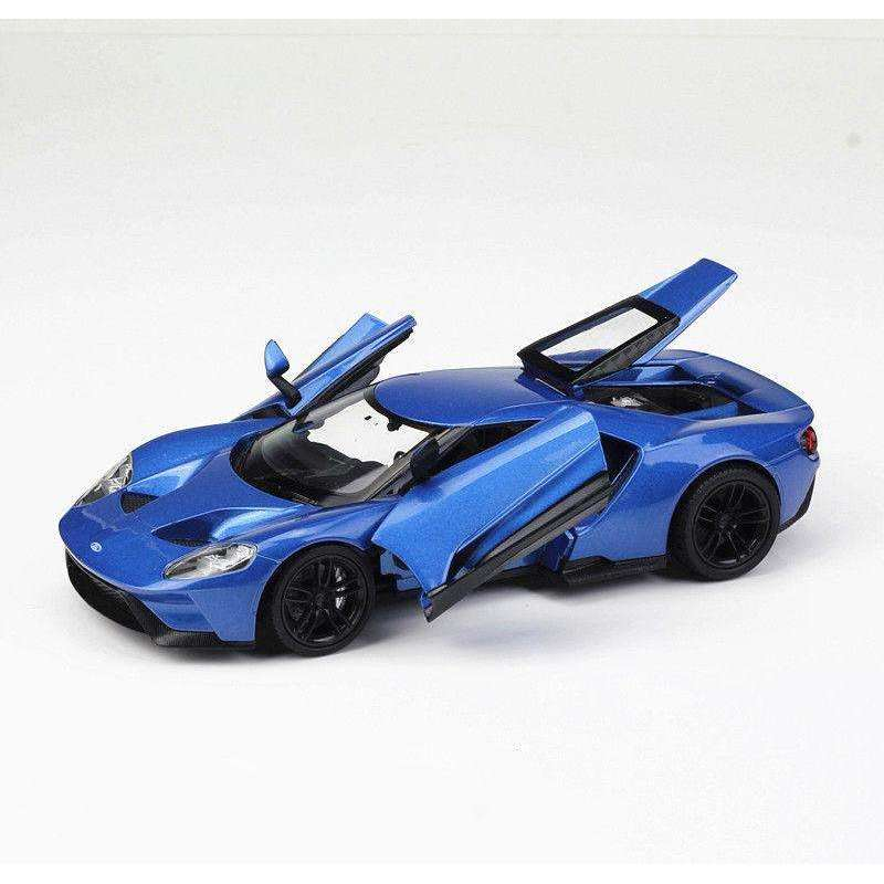 2018 Diecast Model Ford GT Concept Sports Car