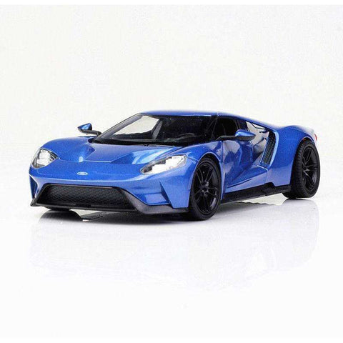 Image of 2018 Diecast Model Ford GT Concept Sports Car