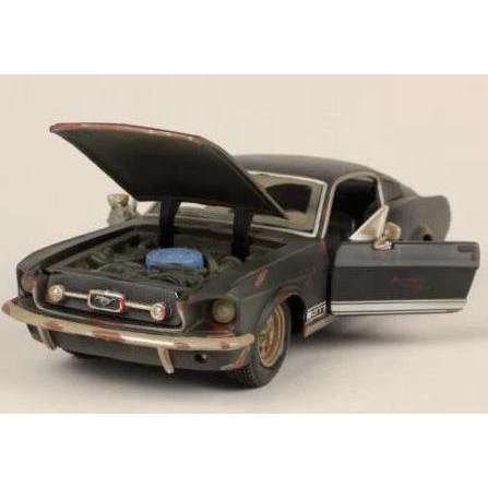 Image of 1967 Diecast Model Ford Mustang GT Racing Car