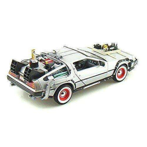 Image of Delorean Time Machine Part 3 Diecast Model