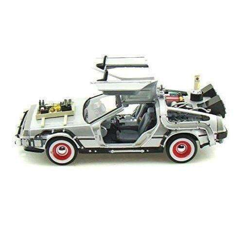Delorean Time Machine Part 3 Diecast Model