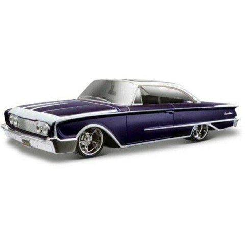 Image of 1960 Diecast Ford Outlaws Starliner Model Sports Car