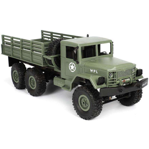 Image of Military Transporter Off-Road 6WD Tactical 2.4G