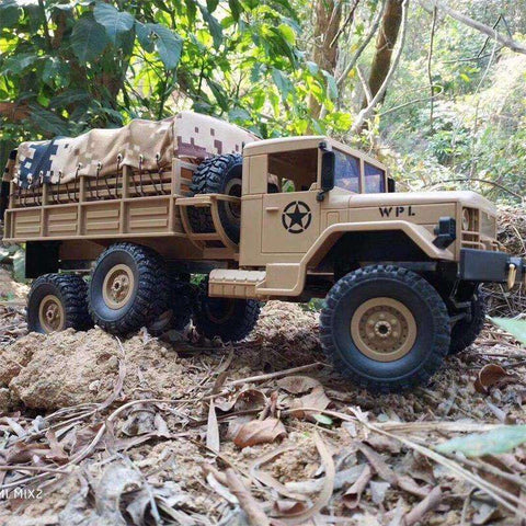 Military Transporter Off-Road 6WD Tactical 2.4G