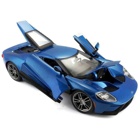 Image of 2017 Diecast Model Ford GT Concept Sports Car