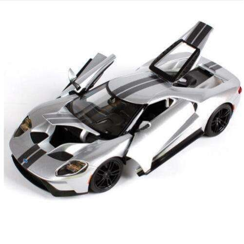 2017 Diecast Model Ford GT Concept Sports Car