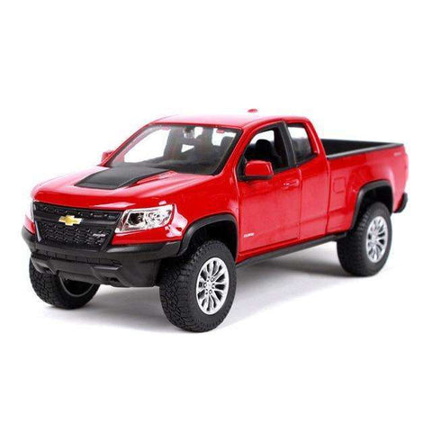 Image of 2017 Diecast Model Chevrolet Colorado ZR2 Truck