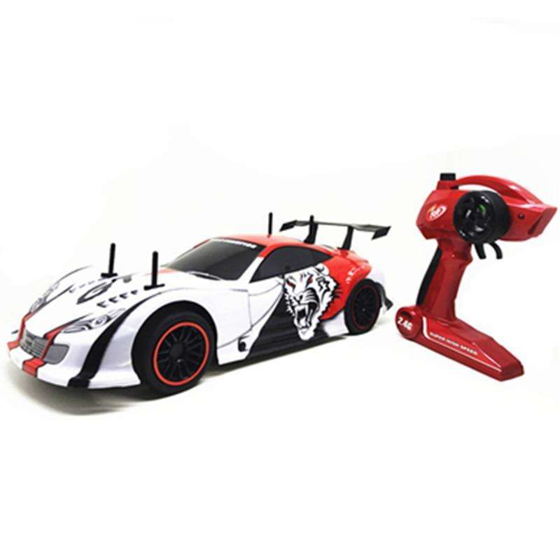 New RC Car Remote Control Racing Car 2.4G High Speed car Toy for  kids  climbing Car Double Motors Bigfoot