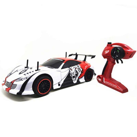 Image of New RC Car Remote Control Racing Car 2.4G High Speed car Toy for  kids  climbing Car Double Motors Bigfoot