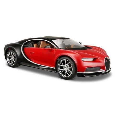 Image of 2016 Diecast Model Bugatti Chiron Sports Car