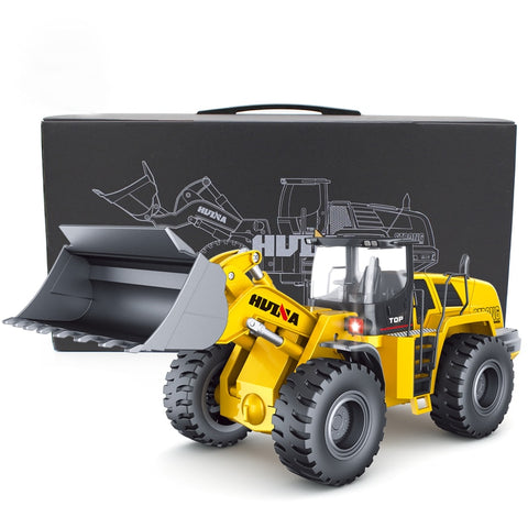 Image of 583 Big Alloy RC Frontend loader Toy