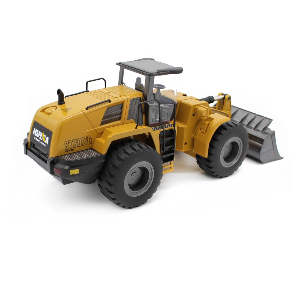 583 Big Alloy RC Frontend loader Toy