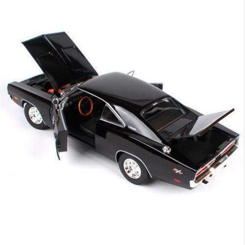 1969 Diecast Model DODGE Charger Sports Car