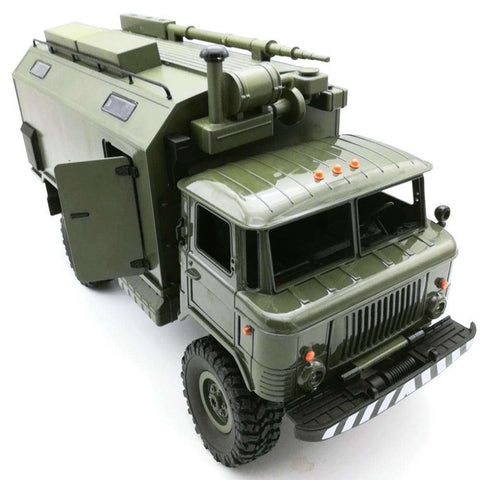 Image of B24 ZH66 Tactical 4WD Military Transport Truck