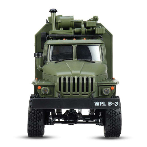 B36 Ural 1/16 2.4G 6WD Rc Car Military Truck